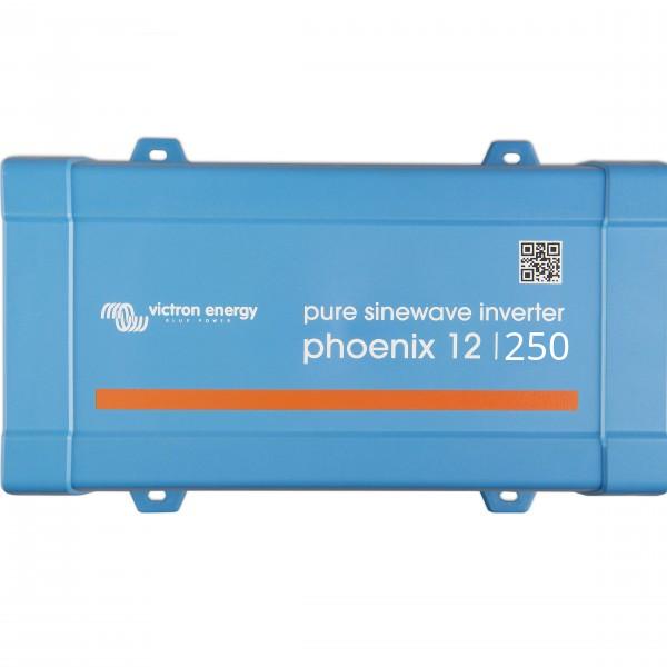 INVERTOR PHOENIX VE.DIRECT 12V/250VA